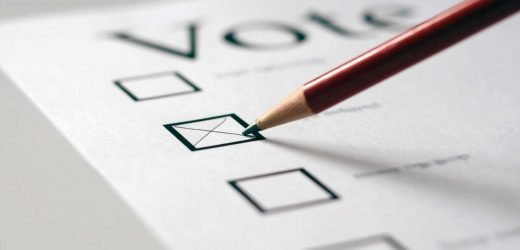 Why do we use pencils to vote in local elections, are pens allowed and how do I cast my vote?