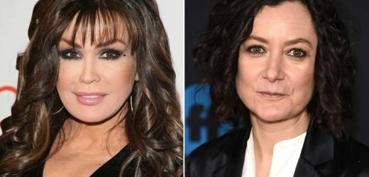 Marie Osmond taking Sara Gilbert's spot on 'The Talk'