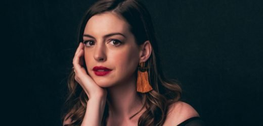 Anne Hathaway on Her Walk of Fame Star, 'The Hustle' and the 'Gender Tax'