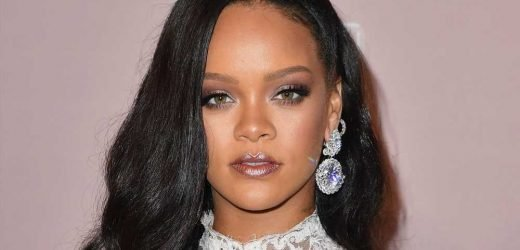 Your first look at Rihanna's new high-fashion line, Fenty