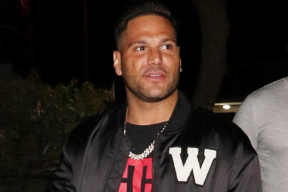 'Jersey Shore' star Ronnie Ortiz-Magro reveals he got liposuction