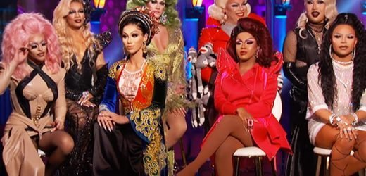 RuPaul's Drag Race Reunion Video: The 'Social Media Queens' Get Defensive