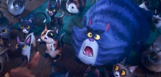The Secret Life of Pets 2 trailer faces a cat's ultimate nemesis: the red dot