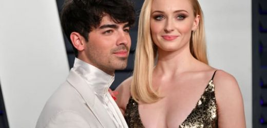 Sophie Turner and Joe Jonas: Surprise! We're Married!