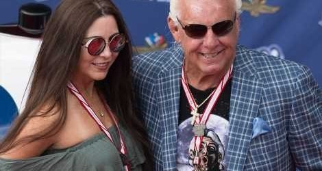 Ric Flair's wife insists WWE legend should make full recovery after being rushed to hospital