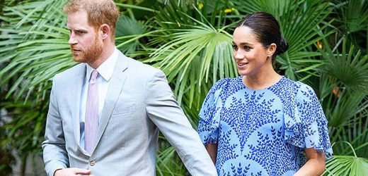 14 Times Meghan Markle Hinted She Was Having A Boy With Maternity Fashion — See Pics