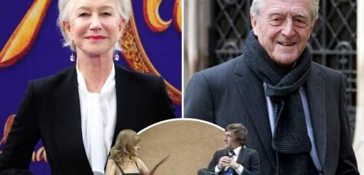 TV host Michael Parkinson refuses to apologise over 'sexist' Helen Mirren interview about her 'big bosoms'