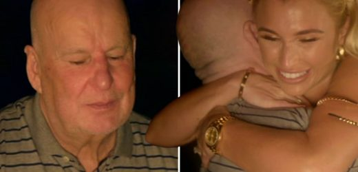 The Mummy Diaries viewers in tears as Billie Faiers' dad apologises for getting kicked off wedding flight