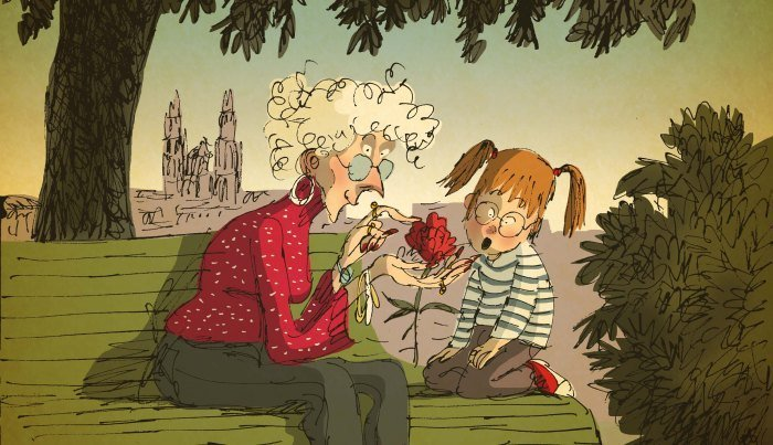 Chelo Loureiro, Emilio Aragón Team on Animated 'Valentina' (EXCLUSIVE)
