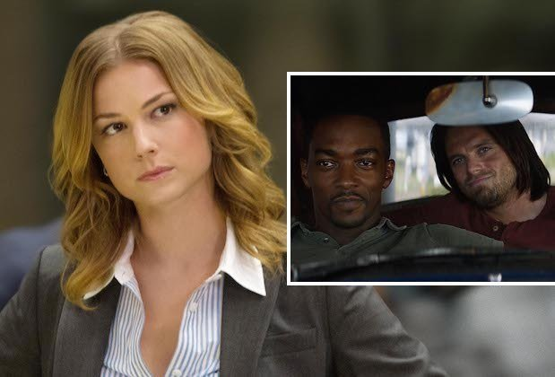 Falcon & Winter Soldier: Emily VanCamp May Play MCU Role on Disney+ Series