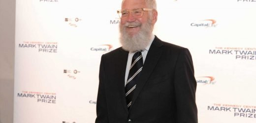 David Letterman says he was 'frightened' heading into Kanye West interview