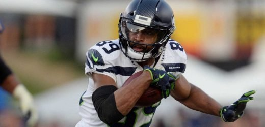 Seahawks cut WR Doug Baldwin with failed physical designation