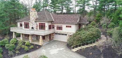 Long-time Pennsylvania home of Arnold Palmer for sale at $880,000