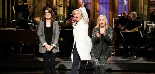 'SNL': Tina Fey, Amy Poehler return to help Emma Thompson explain 'Mother Speak'