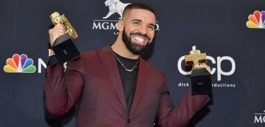 Billboard Music Awards 2019: Drake wins top award, becomes the winningest artist in history