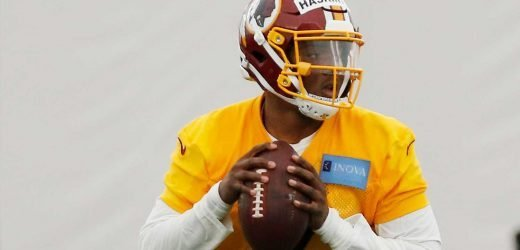 Opinion: Redskins top pick Dwayne Haskins seems to be plotting the right course