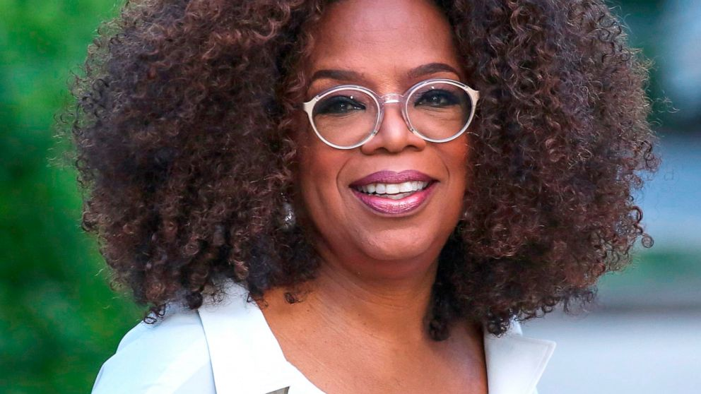 You'll never guess what Oprah bought after earning her first million dollars