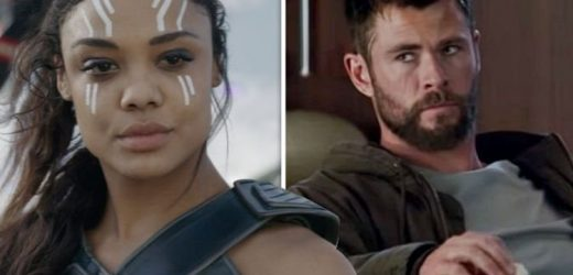 Avengers Endgame deleted scenes: THIS Thor and Valkyrie moment was cut