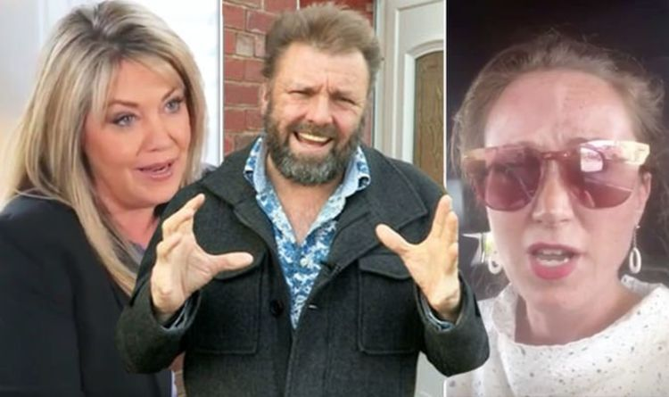 Homes Under The Hammer presenter hits out at staff member in rant 'Stick your custom!'