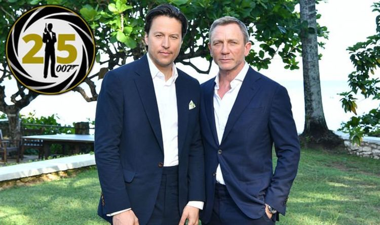 James Bond 25 set photos: Daniel Craig in 'HEATED discussion' with director Cary Fukunaga