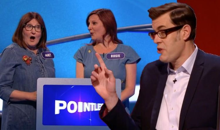 Pointless: Richard Osman points out bizarre player coincidence before jackpot win