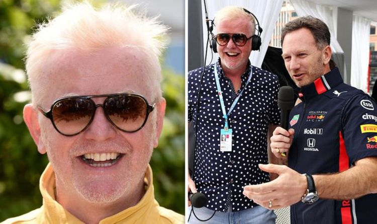 Chris Evans: Virgin Radio host forgot to ask 'important question' to Red Bull boss