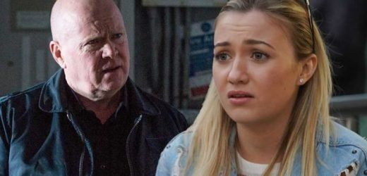 EastEnders spoilers: Phil Mitchell issues menacing warning to Louise as pregnancy revealed