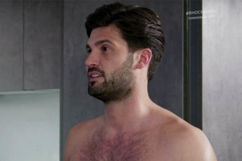 TOWIE fans shocked by stars nudity: 'Why is he naked?'