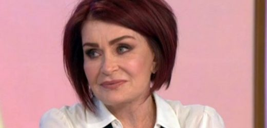 Sharon Osbourne reveals husband Ozzy saved her from suicide: 'I can't take the pressure'