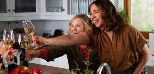 'Wine Country' Review: Searching for Laughs in a Midlife Bacchanal
