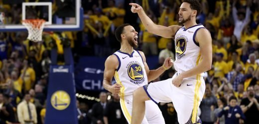 Golden State's 'Giants' to be Tested After Injury to Kevin Durant