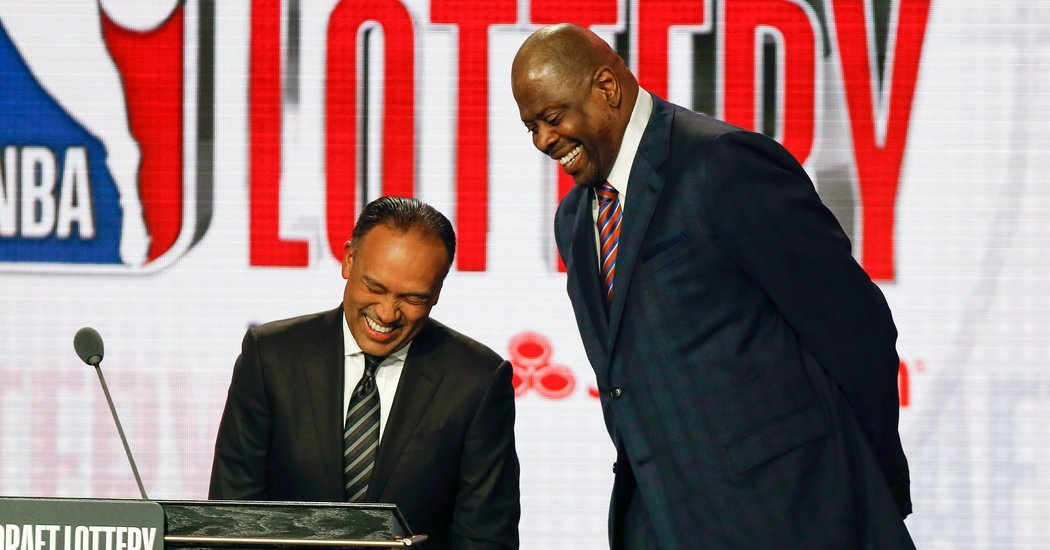 Losing the Lottery Might Be the Least of the Knicks' Problems