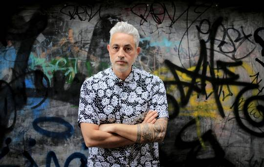 'I was tired of doing serious stuff – it got me down' – Baz Ashmawy