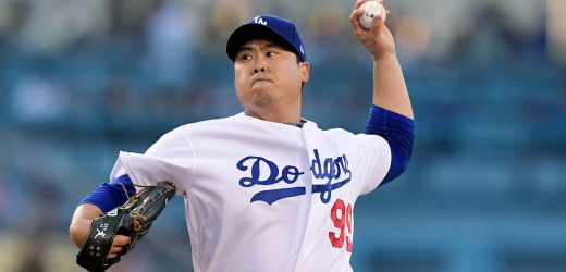 Hyun-Jin Ryu Caps a Dominant May With a Win Over the Mets