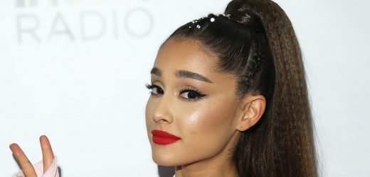 Ariana Grande Is Now the Face of a Major Fashion Label