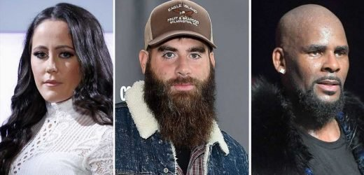 Jenelle Evans Compares David to R. Kelly: He Didn't Get to Tell His Side