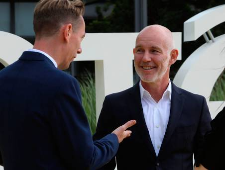 'I'd prefer that people didn't know what I was earning' – Ray D'Arcy opens up about being the 'king of self doubt'
