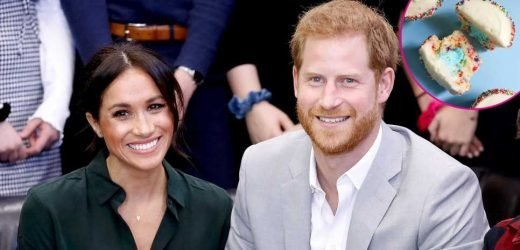Royal Memorabilia! Celebrate Baby Sussex's Birth With These Themed Foods