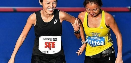 Lim banned, See is marathon champ