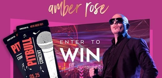 Win a Free Trip to Las Vegas to See Pitbull Perform Live!