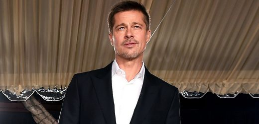 Brad Pitt Makes a Big and Stylish Return to the Red Carpet in Cannes