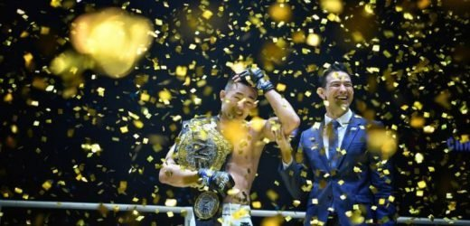 MMA: Christian Lee beats Japan's Shinya Aoki to become One Championship's youngest world champion