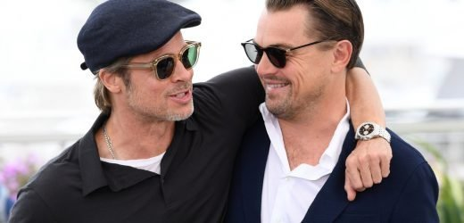 Brad Pitt and Leonardo DiCaprio Talk Tarantino, Stardom and What Might Have Been