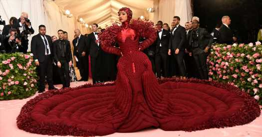 Extreme One-Upmanship on the Met Gala's Red Carpet