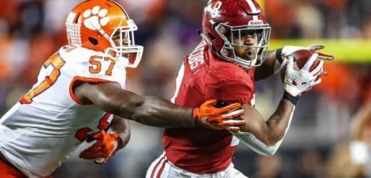 Bama, Clemson must go 12-0 to hit over for wins