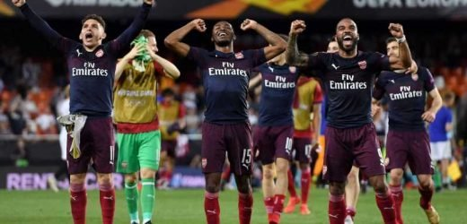 Arsenal And Chelsea Advance To Europa League Final, Making Both European Finals All-English Affairs
