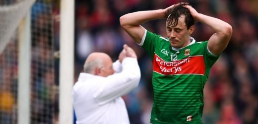 Mayo 0-17 Roscommon 2-12: Mayo stunned by Rossies