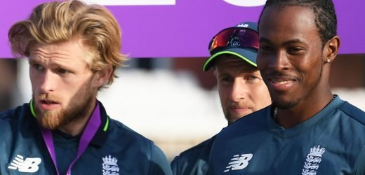 Jofra Archer picked in England World Cup squad, David Willey misses out
