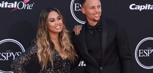 Ayesha Curry Recounts The Time A Fan Barged Into Her Car While She Was Breastfeeding