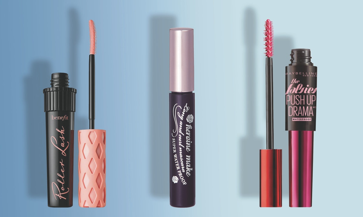 The 5 Best Mascaras For Straight Lashes